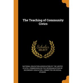 The-Teaching-of-Community-Civics