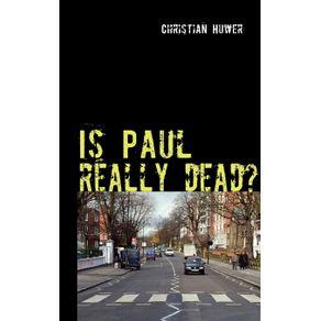 Is-Paul-really-dead-