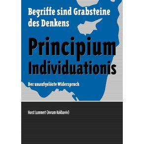 Principium-Individuationis