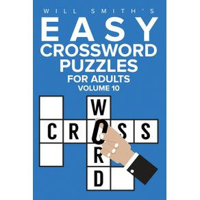 Easy-Crossword-Puzzles-For-Adults---Volume-10