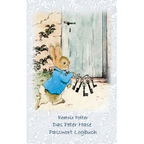 Das-Peter-Hase-Passwortbuch---Passwort-Logbuch