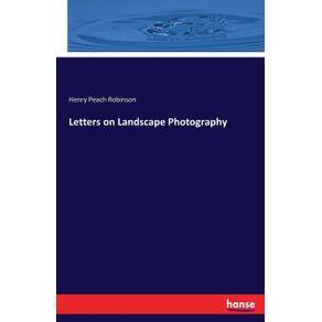 Letters-on-Landscape-Photography