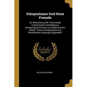 Schopenhauer-Und-Seine-Freunde