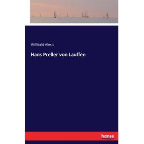Hans-Preller-von-Lauffen