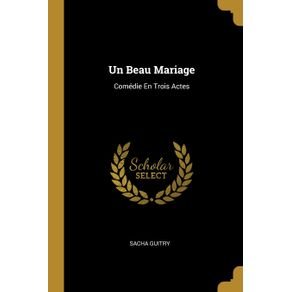 Un-Beau-Mariage