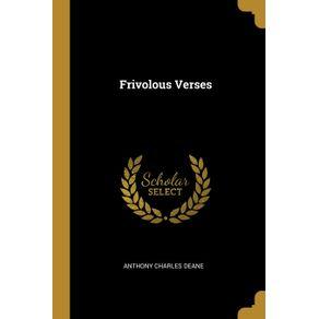 Frivolous-Verses