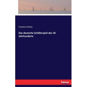 Das-deutsche-Schaferspiel-des-18-Jahrhunderts