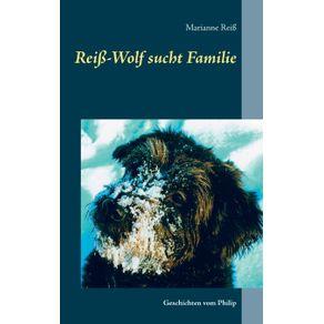 Rei--Wolf-sucht-Familie