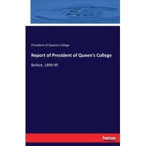 Report-of-President-of-Queens-College