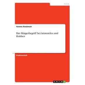 Der-Burgerbegriff-bei-Aristoteles-und-Hobbes