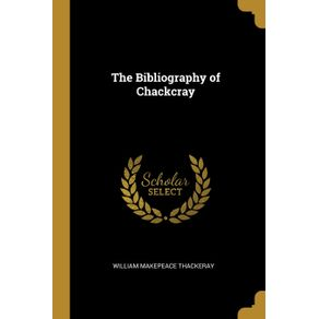 The-Bibliography-of-Chackcray