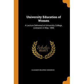 University-Education-of-Women