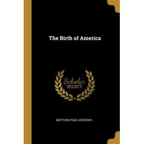 The-Birth-of-America