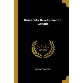 University-Development-in-Canada