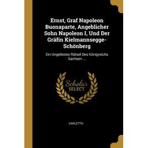 Ernst-Graf-Napoleon-Buonaparte-Angeblicher-Sohn-Napoleon-I-Und-Der-Grafin-Kielmannsegge-Schonberg