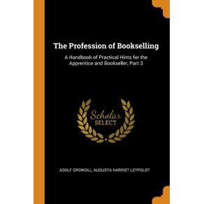 The-Profession-of-Bookselling