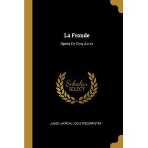 La-Fronde