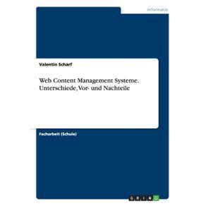 Web-Content-Management-Systeme.-Unterschiede-Vor--und-Nachteile