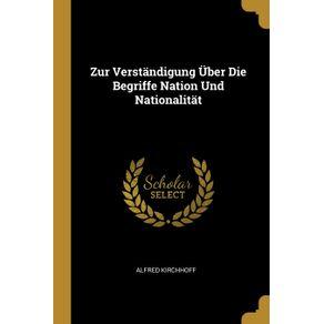 Zur-Verstandigung-Uber-Die-Begriffe-Nation-Und-Nationalitat