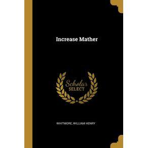Increase-Mather