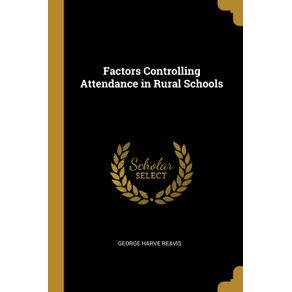 Factors-Controlling-Attendance-in-Rural-Schools