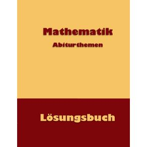 Mathematik-Abiturthemen