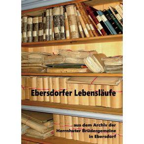 Ebersdorfer-Lebenslaufe