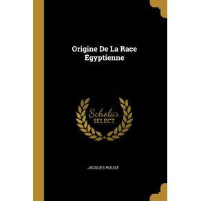 Origine-De-La-Race-Egyptienne