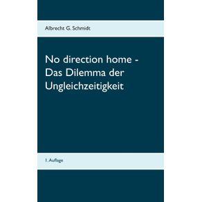 No-direction-home---Das-Dilemma-der-Ungleichzeitigkeit