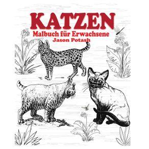 Katzen-Malbuch-fur-Erwachsene