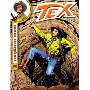 Tex-Ouro-formato-italiano-vol.-101--A-ultima-diligencia