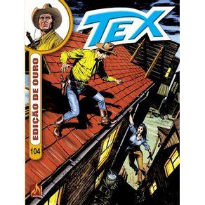Tex-Ouro-formato-italiano-vol.-104--Cidade-sitiada