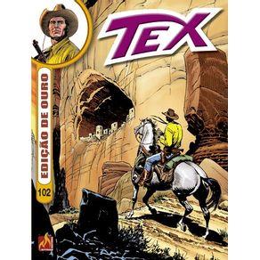 Tex-Ouro-formato-italiano-vol.-102--O-preco-da-honra