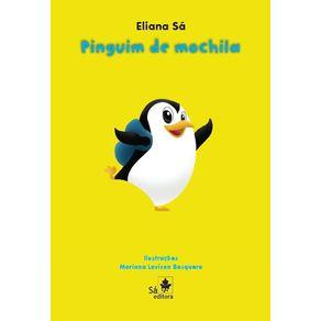 Pinguim-de-mochila