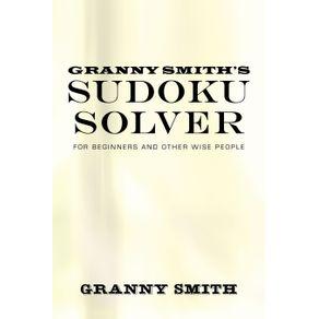 Granny-Smiths-Sudoku-Solver