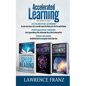 Accelerated-Learning-Series--3-Book-Series-