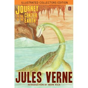Journey-to-the-Center-of-the-Earth--Illustrated-Collectors-Edition--SF-Classic-