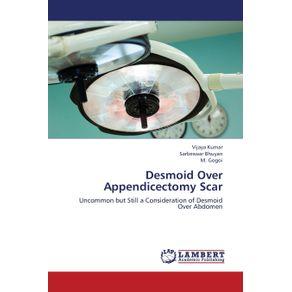 Desmoid-Over-Appendicectomy-Scar