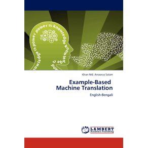 Example-Based-Machine-Translation