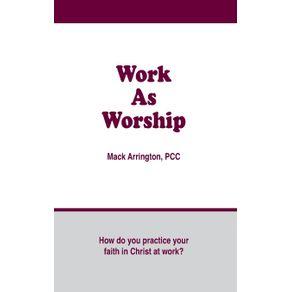 Work-as-Worship