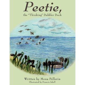 Peetie-the-Thinking-Dabbler-Duck