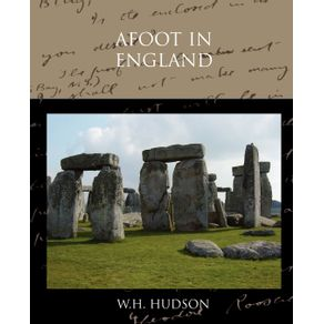 Afoot-in-England