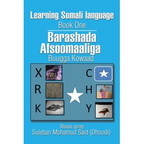 Learning-Somali-language-Book-One