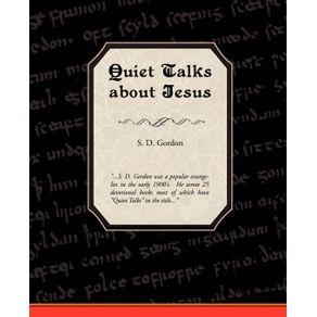 Quiet-Talks-about-Jesus