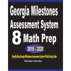 Georgia-Milestones-Assessment-System-8--Math-Prep--2019---2020