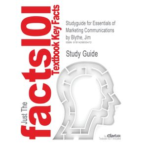 Studyguide-for-Essentials-of-Marketing-Communications-by-Blythe-Jim-ISBN-9780273702054
