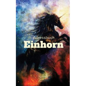Adressbuch-Einhorn