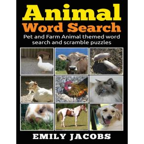 Animal-Word-Search