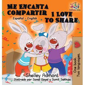 Me-Encanta-Compartir-I-Love-to-Share--Spanish-Childrens-book-