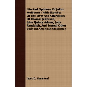 Life-And-Opinions-Of-Julius-Melbourn